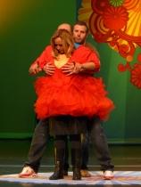 De Grote Improvisatieshow   2012   Theater