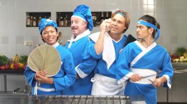 KLM | Commercial | 2011 | Producer: Caviar Content