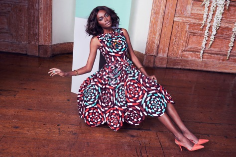 Vlisco 170 years anniversary collection | 2016